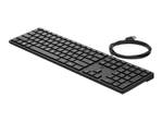 HP Promo Wired 320K Keyboard EMEA-INTL E