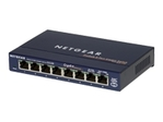 Switch gigabit NETGEAR NETGEAR GS108 - commutateur - 8 ports