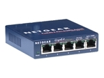 Switch gigabit NETGEAR NETGEAR GS105 - commutateur - 5 ports