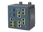 IE 3000 8-PORT BASE SWITCH