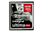 Compact Flash Ultima Pro 300x 16GB
