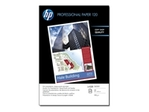 Papier photo HP HP Professional Glossy Paper - papier photo brillant - 100 feuille(s)