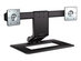 HP Adjustable Dual Display Stand - pied