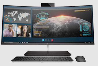Écran HP EliteOne 100 All-In-One