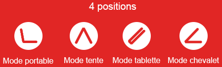 4 Positions