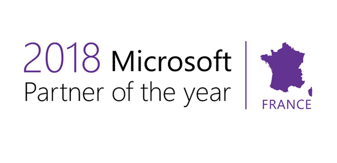 2018 Microsoft Partner Of The Year
