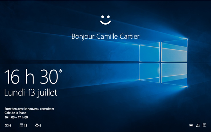 Windows Hello<